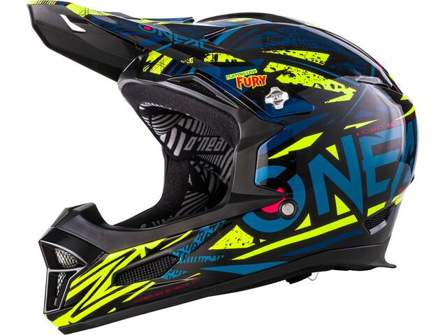 ONeal Fury RL Helmet SYNTHY hi-viz